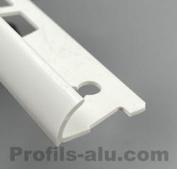 Profilé Bord Arrondi PVC Ouvert