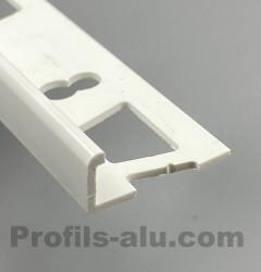 Profilé Bord Droit PVC