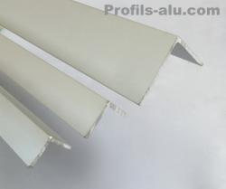 Cornière de  Protection Angle  Alu Anodisé Argent 3 ML