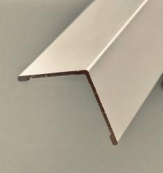 Cornière de  Protection Angle  Alu Anodisé DORÉ 2.5 ML