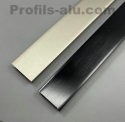 Profilé listel 25 mm COULEUR